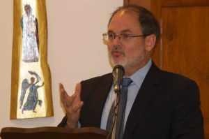 Professor David Dawson Vásquez